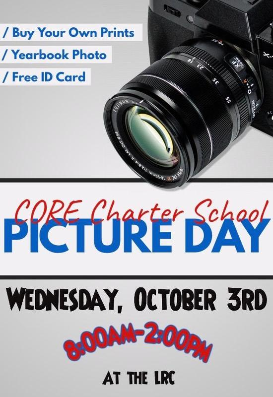 Picture Day Poster