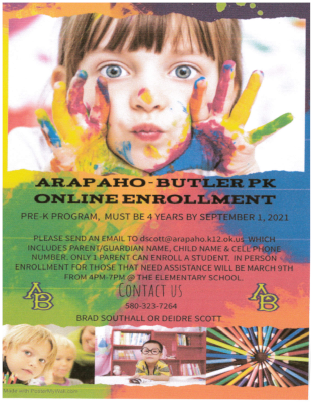 Pre-K Online Enrollement Featured Photo