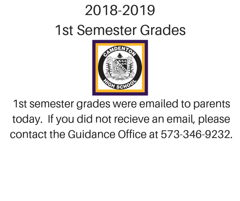 1st Semester Grades Featured Photo