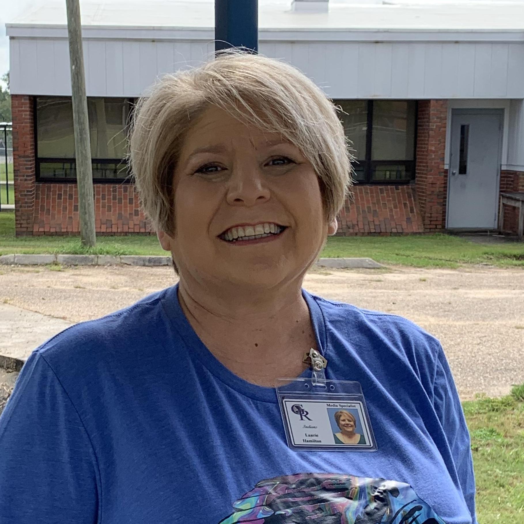 LAURIE HAMILTON's Profile Photo
