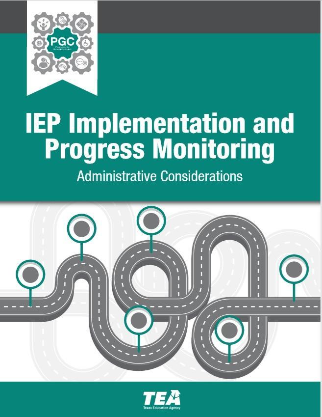 IEP Implementation & Progress Monitoring