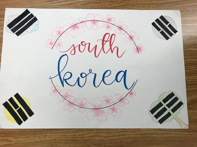Korean Class Picture 2