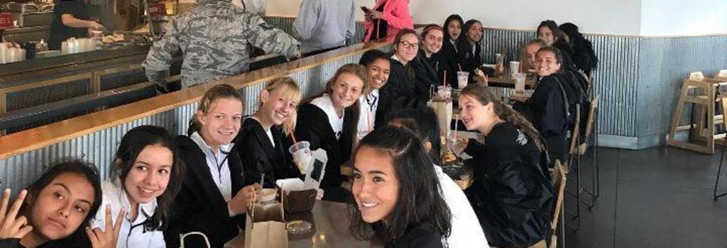 Soccer Team Meal
