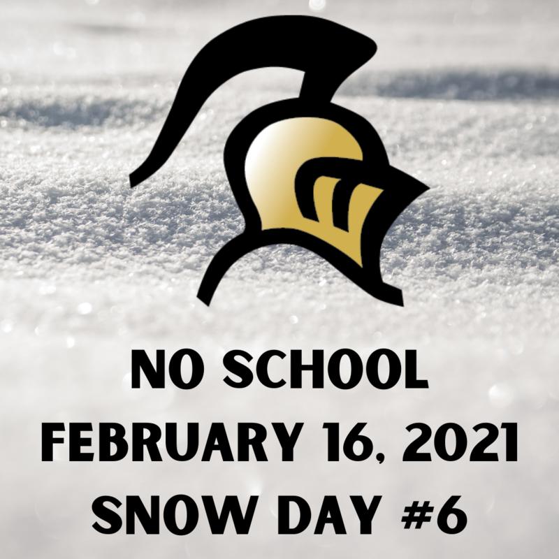 No School 2/16/21