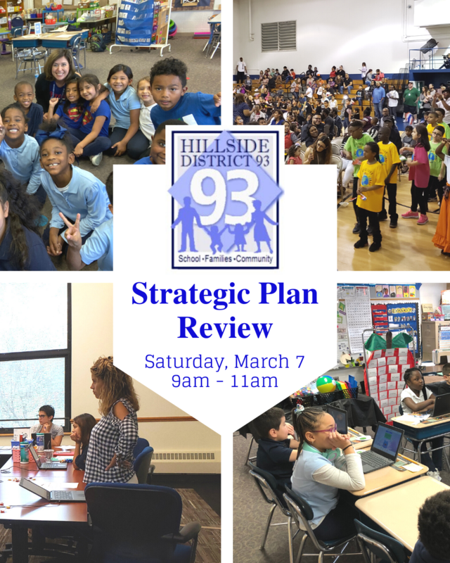 Annual Review Meeting Strategic Plan 2016-2021