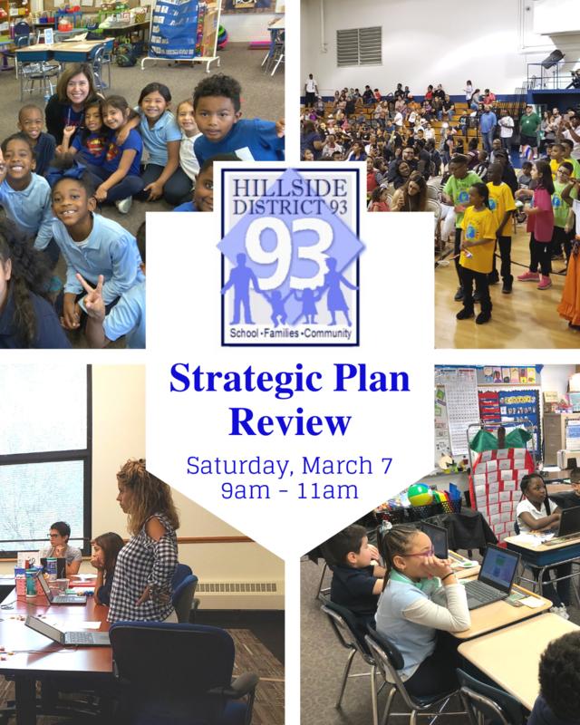 Annual Review Meeting Strategic Plan 2016-2021