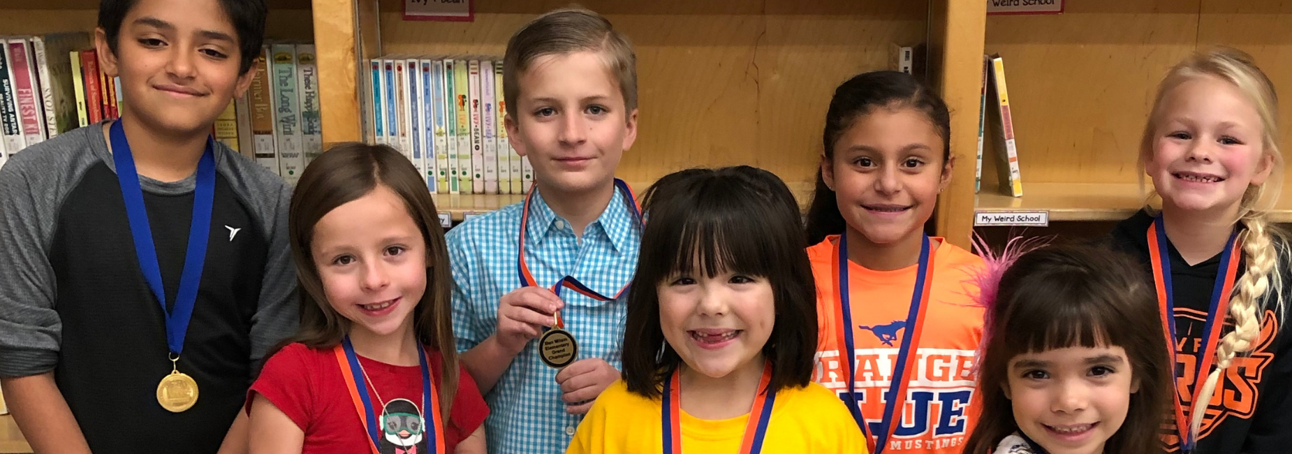Science Fair Campus Winners