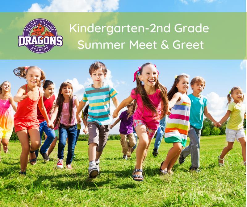 Summer Meet and Greet