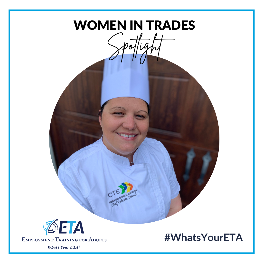 Chef Celeste Women in Trades