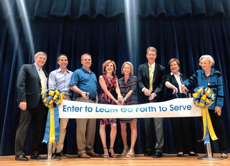 Community celebrates the re-dedication of Bradfield Elementary Featured Photo