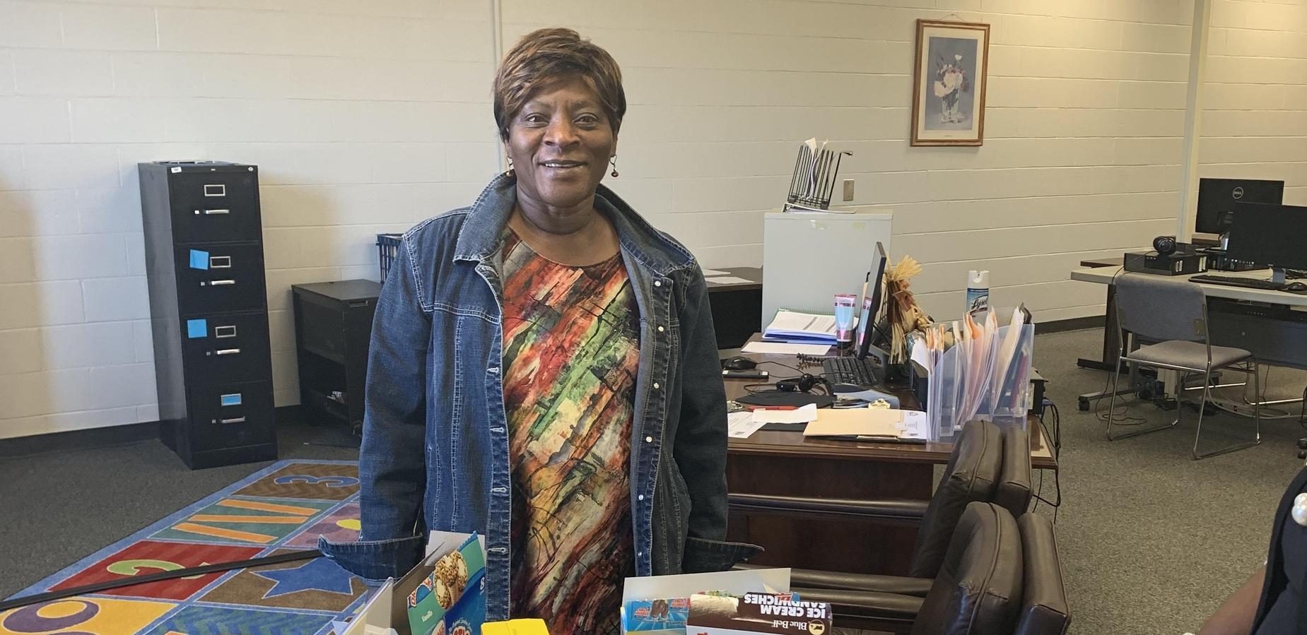 GOA Adult Education salutes Ms. Jeter