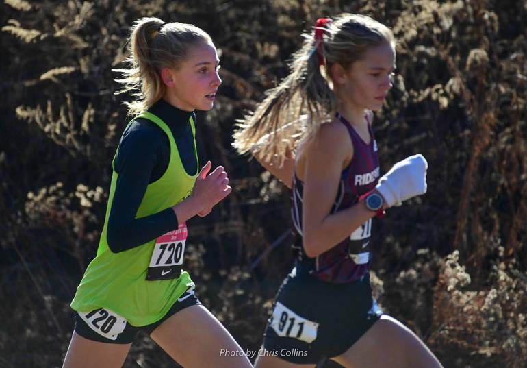 Katie Hamilton, left, is this week's Allstate Athlete of the Week