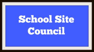 school site council  20/21