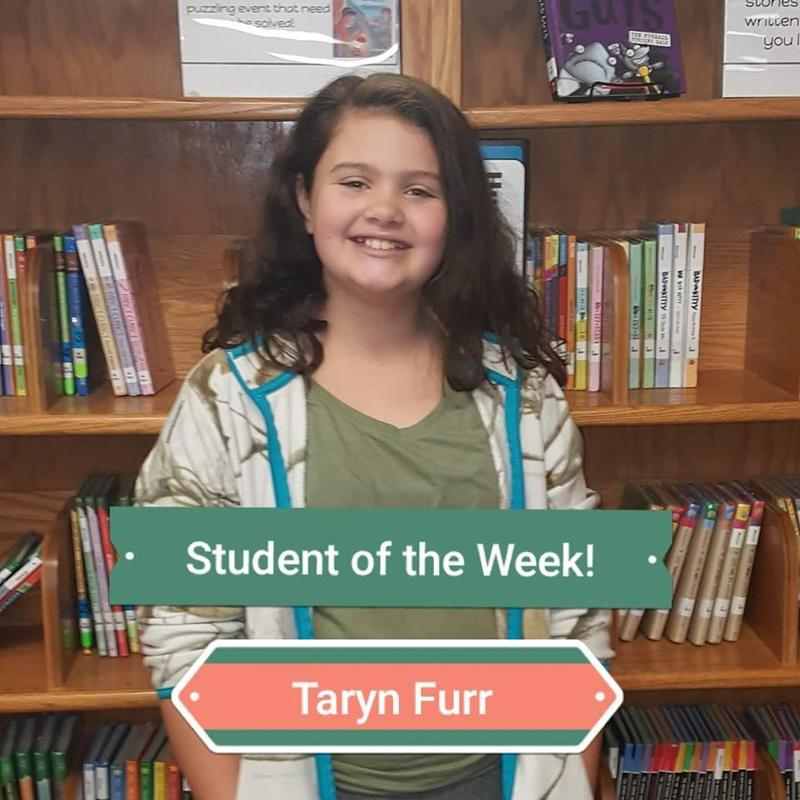 Student of the Week! Featured Photo