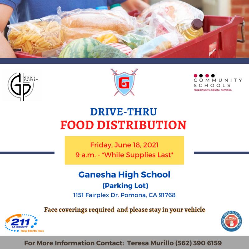 Ganesha Food flyer