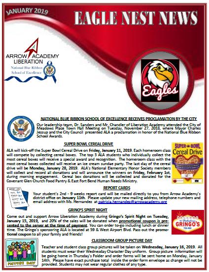 Eagles Nest Newsletter January 2019 Snipit.PNG
