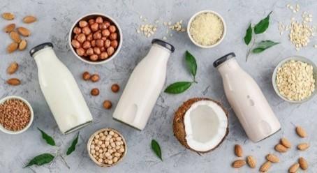 Picture of non Dairy milks