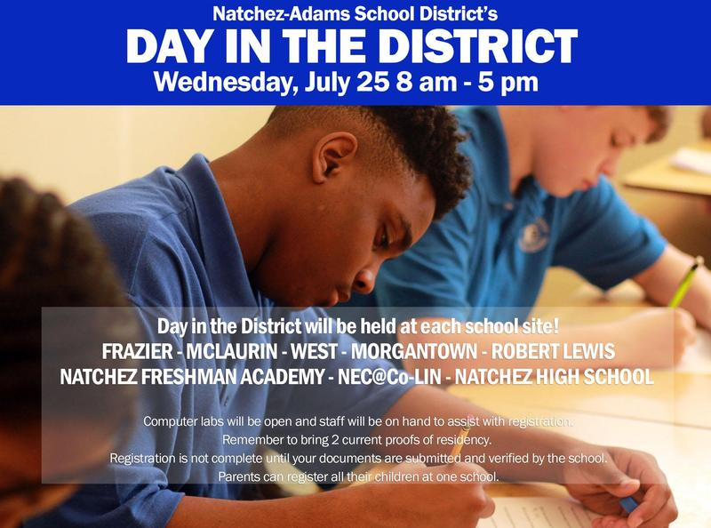 2018-2019 Day in the District