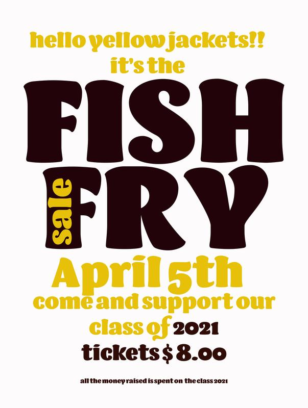 Fish Fry Sale