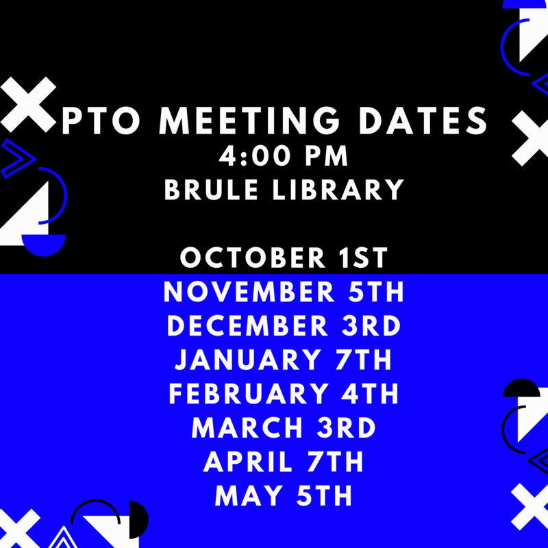 PTO meeting dates and times Featured Photo