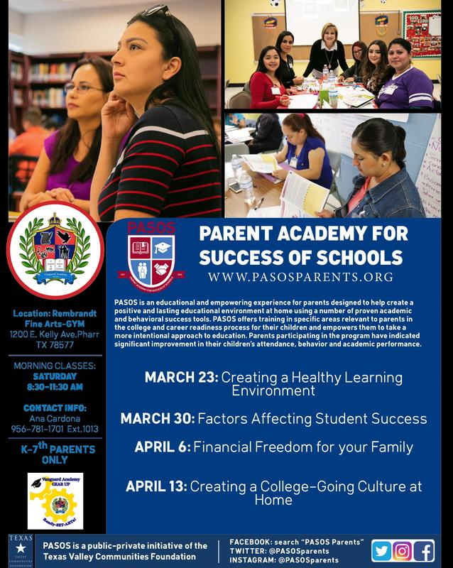 Announcement for Parents of K-7th Grade Students Featured Photo