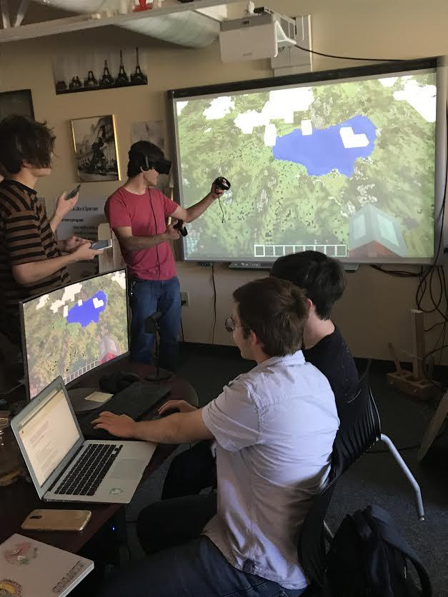 Archaeology students build virtual, sustainable Neolithic farming settlements.