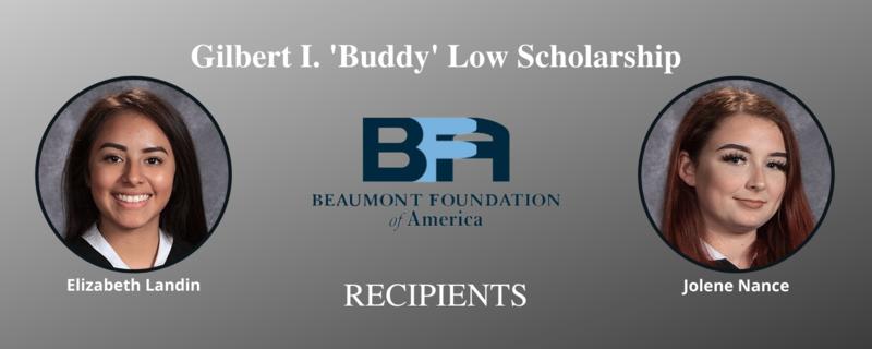 Buddy Low award recipient Liz Landin picture and logos