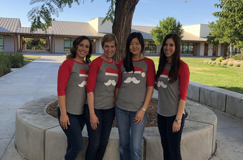 Lakeview's Peer Mentor teachers