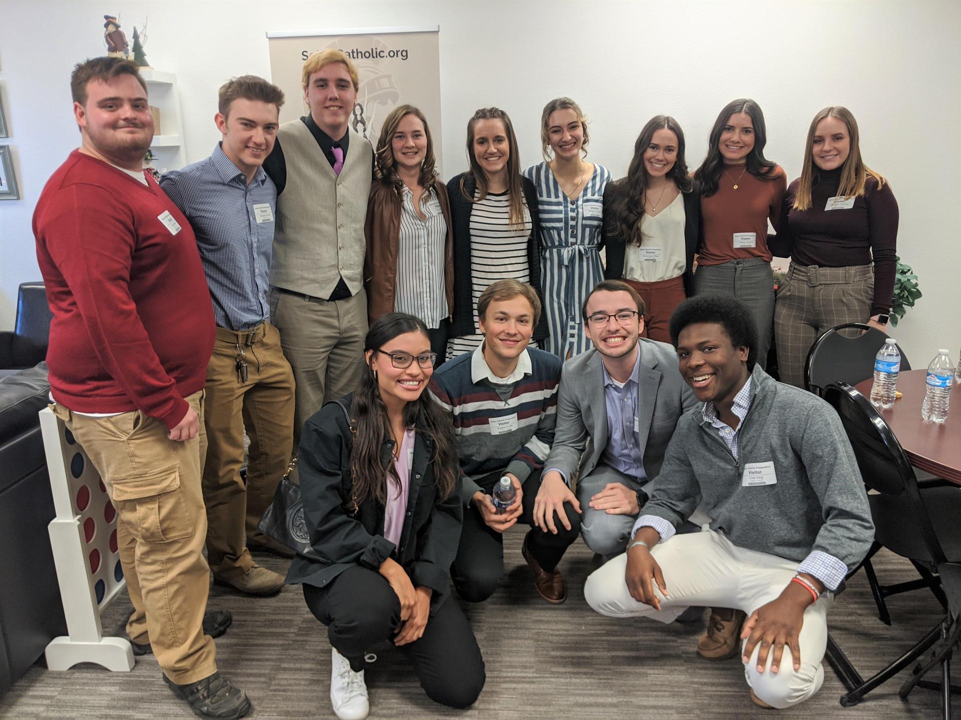 2020 Alumni Panelists