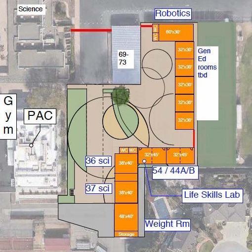 Classroom Rough layout Dec 2020