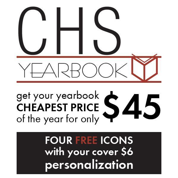 PURCHASE YOUR CHS YEARBOOK TODAY! Thumbnail Image