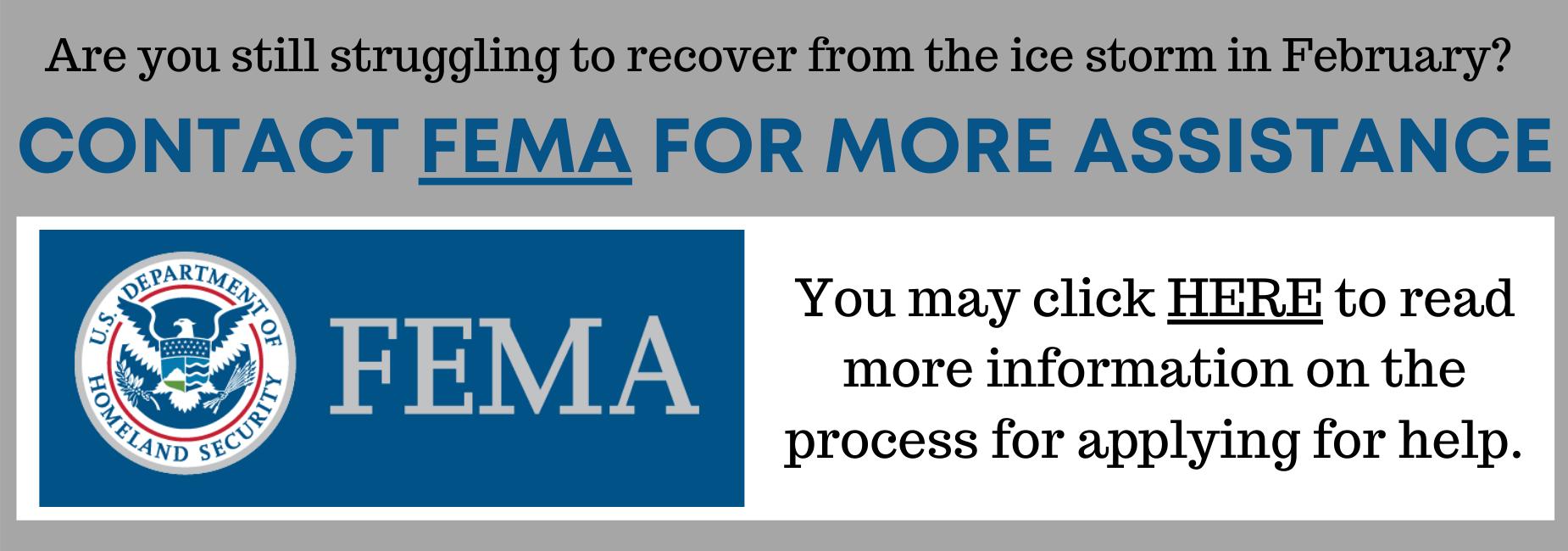 FEMA Assistance