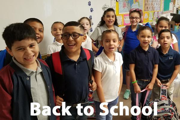 2019-2020 Back to School Information Featured Photo