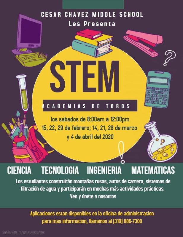 ACADEMIAS DE STEM Featured Photo