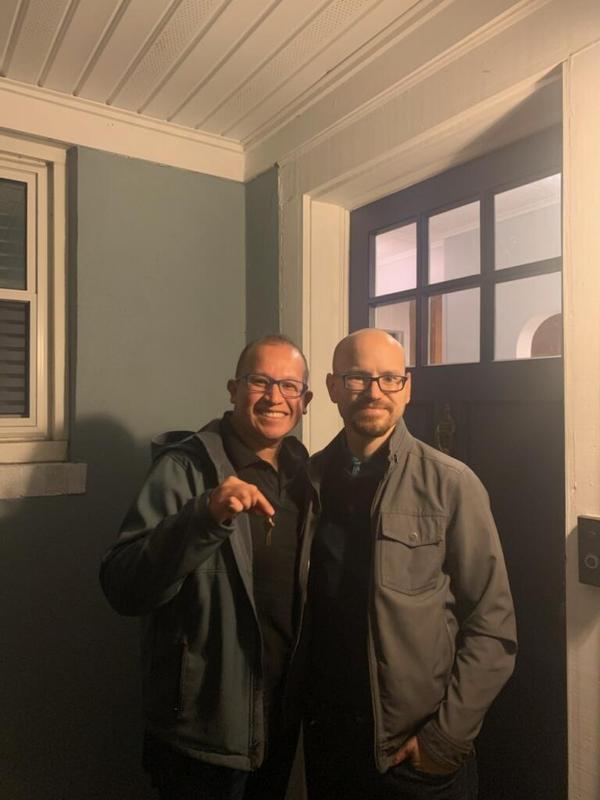 Nelson and Adam homebuyers