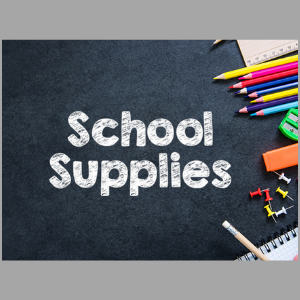 Campus School Supply Lists