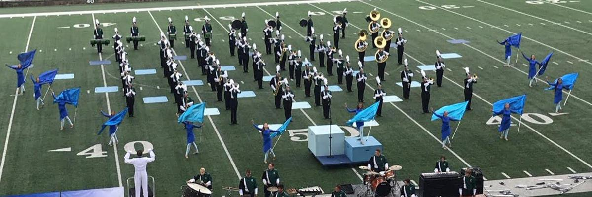 Canton High School Band