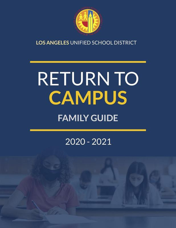 Return to School - Family Guide 2020-2021 Featured Photo
