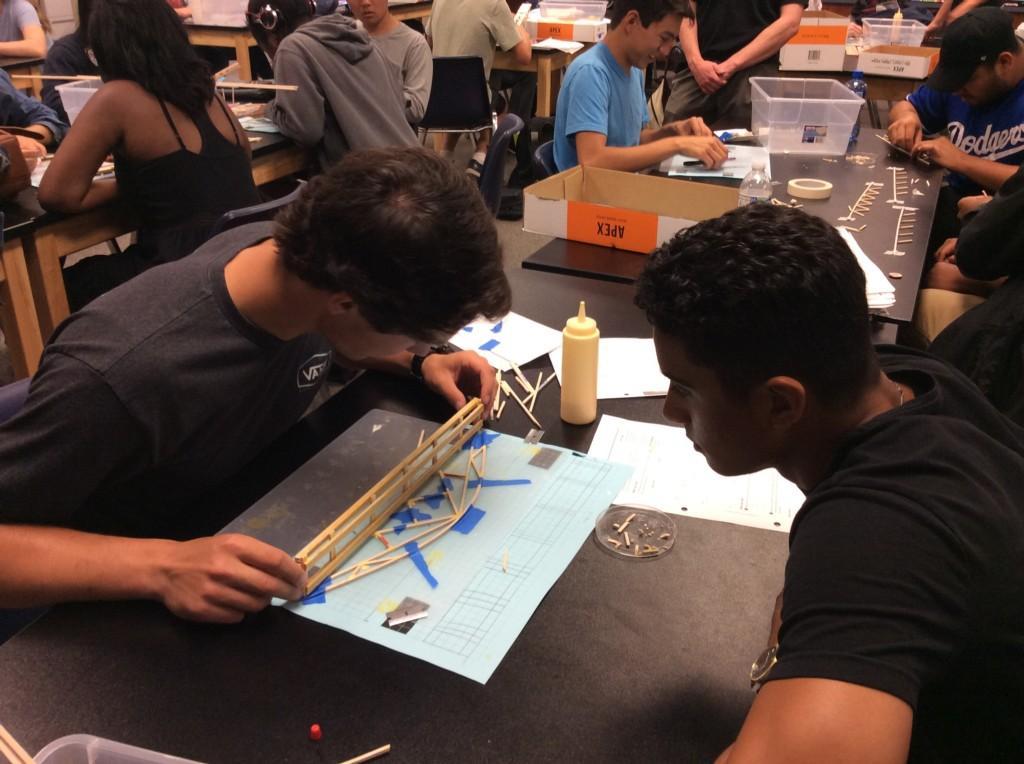 Physics Bridges