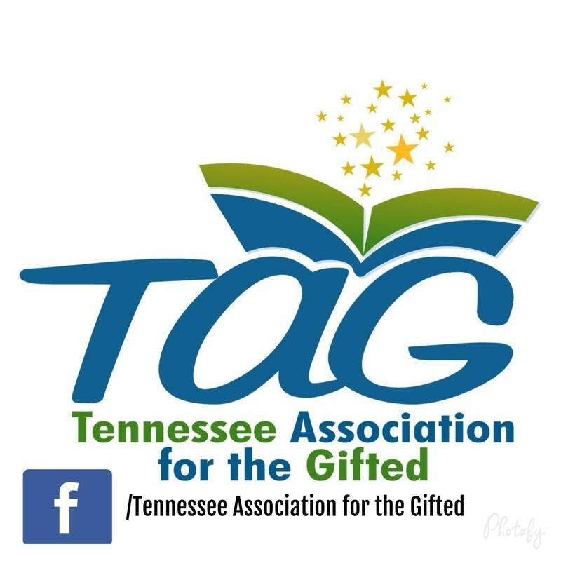 Logo for Tennessee's Association of the Gifted