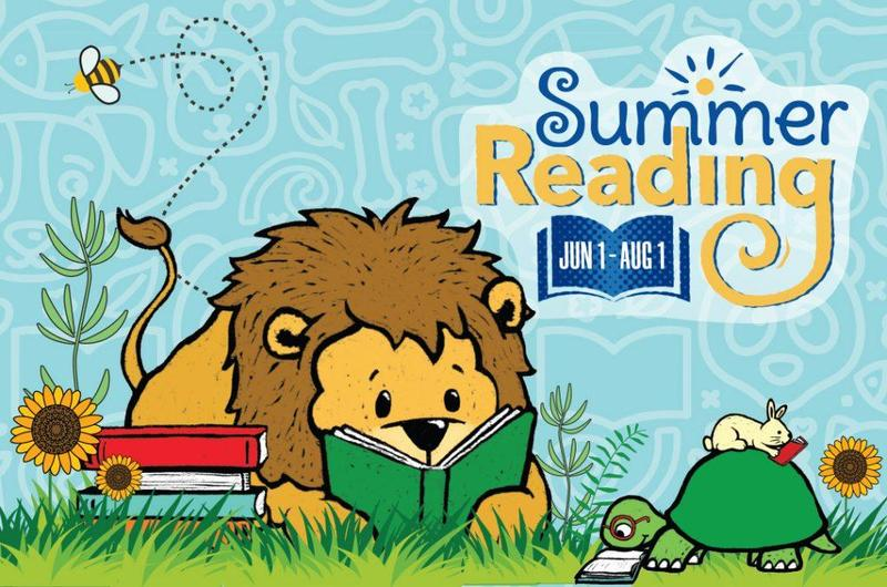 Clermont County Library Summer Reading Featured Photo
