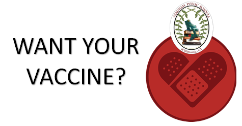 Mobile COVID Vaccination Clinic for our families May 2-4: Call Family Liaison today to register! Thumbnail Image