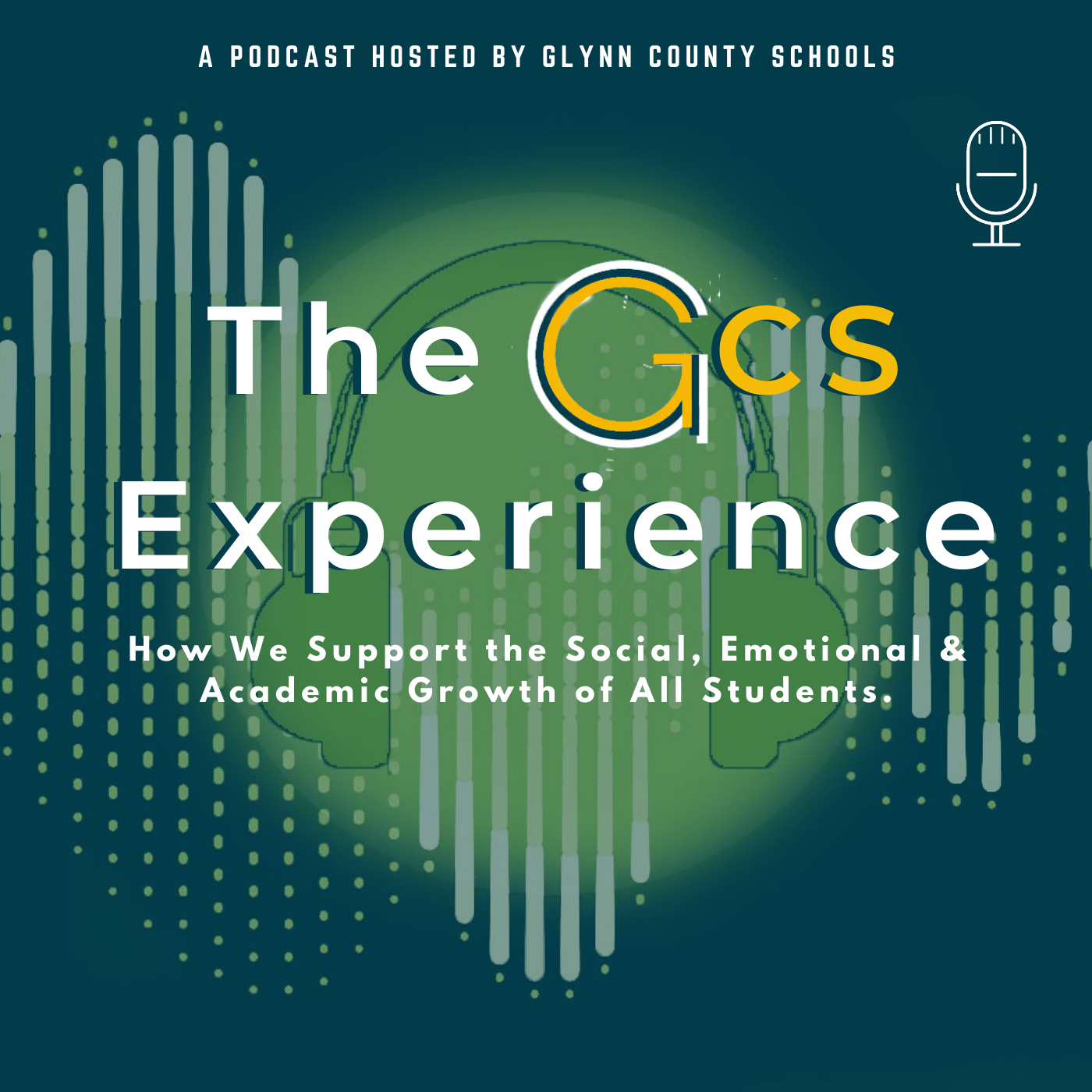 The GCS Experience Podcast Cover