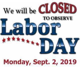 picture about Closed Labor Day Printable Sign called Fairfield County Faculty District
