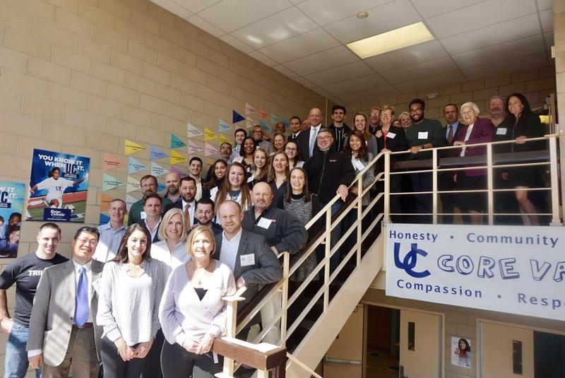 Union Catholic's Career Day was a huge success Thumbnail Image