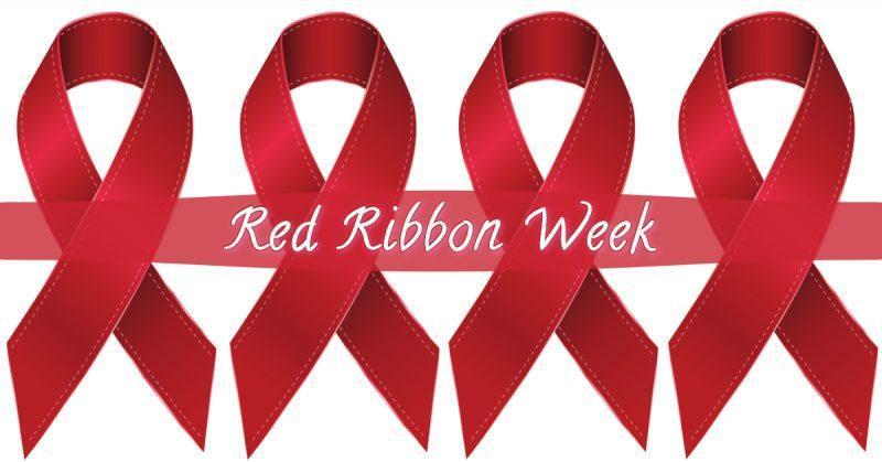 Red Ribbon Week Art