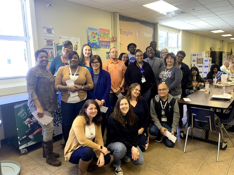 Congratulations to our Exceptional Teachers! Featured Photo