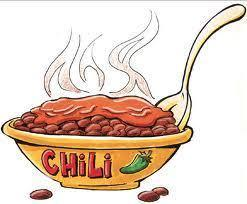 GES Chili Dinner