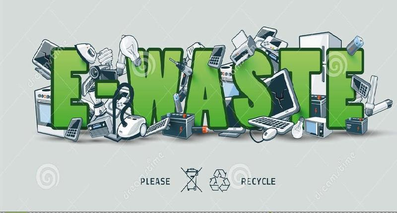 E-Waste Event Saturday, January 26th from 10am-2pm Thumbnail Image