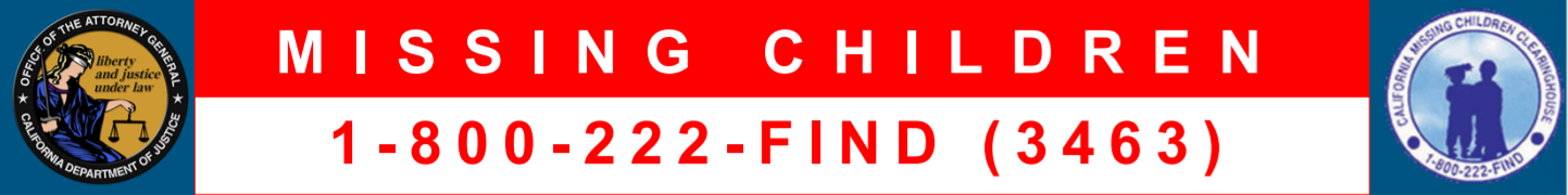 Image for missing children